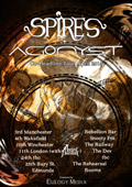 Spires and Agonyst tour - April 2015